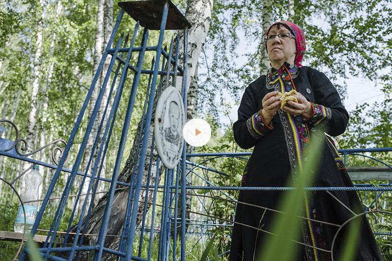 Рассказывает Яниева Лариса Ивановна